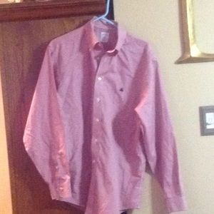 BEOOKS BROTHERS BUTTON DOWN DRESS SHIRT SIZE:M